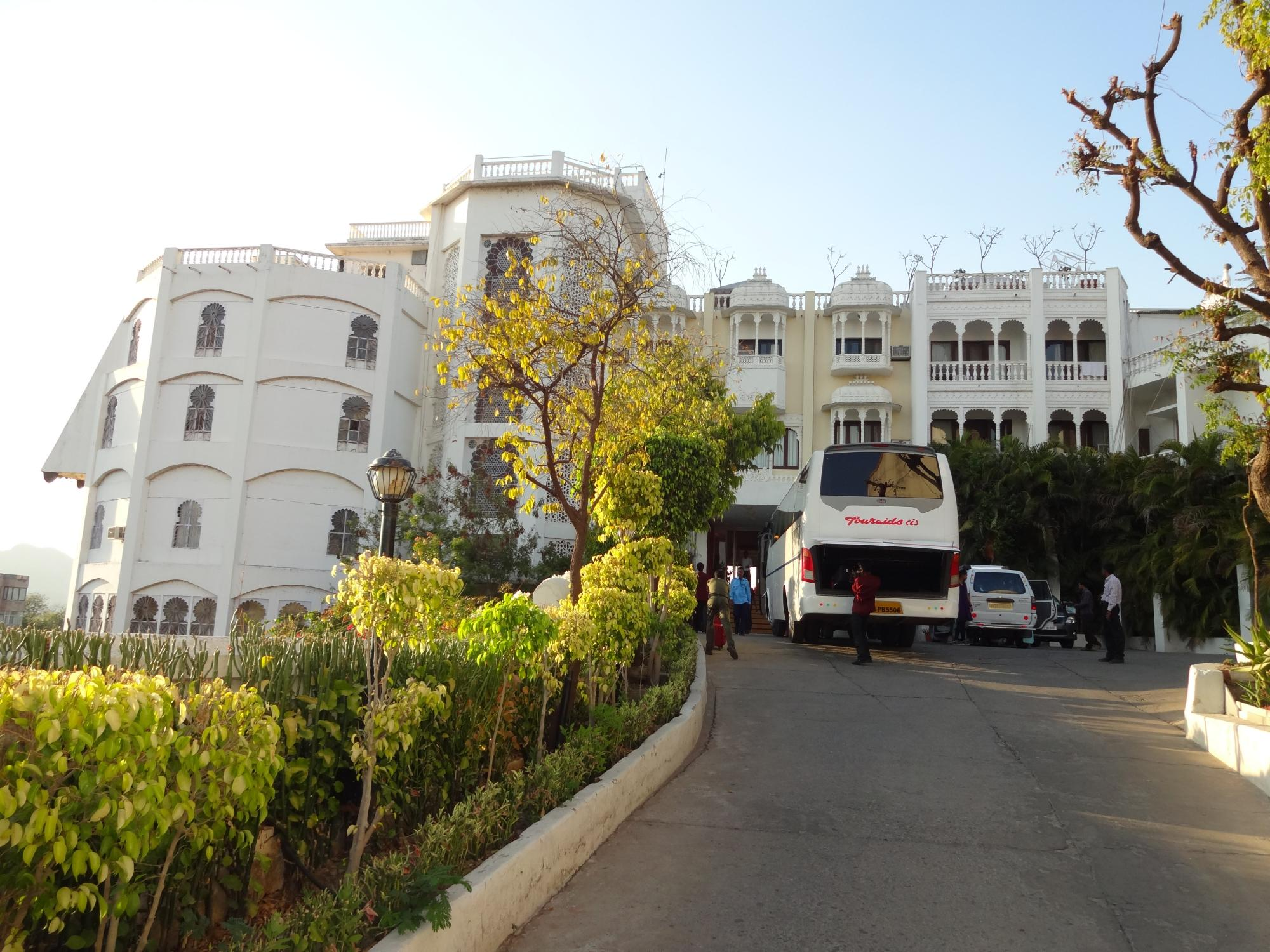 Hotels Near Udaipur Station